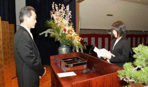 平成24年度 札幌歯科学院専門学校 入学式